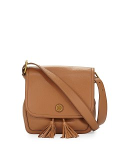 Tory Burch Satchel because who can have just one bag for fall (now just to promise myself I won't overflow it with baby stuff).