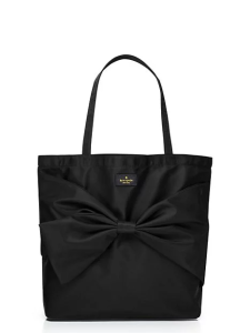 Love this Kate Spade tote.  Proceeds from the sale go to help aid women in Rwanda(where this bag was made).