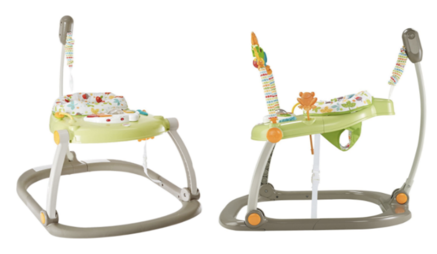 ac7bb8d34b11 Fisher-Price SpaceSaver Jumperoo ONLY  31.56 (Regularly  57 ...